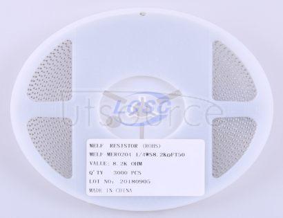 Thunder Component MElF-MFR02041/4WS8.2KΩFT50