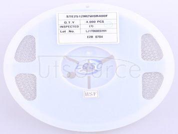 Walter Elec STE2512M2W0R400F(5pcs)