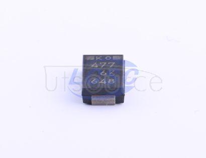 KEMET T520D477M006ATE025