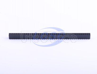 Boom Precision Elec 2.54mmpitch Patch double female header