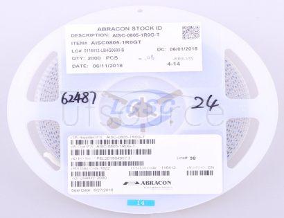 Abracon LLC AISC-0805-1R0G-T