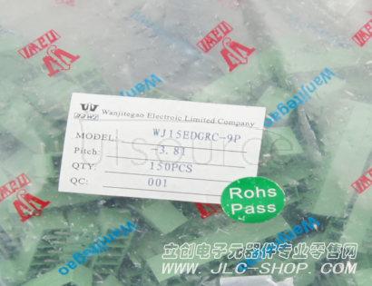 Ningbo Kangnex Elec WJ15EDGRC-3.81-9P