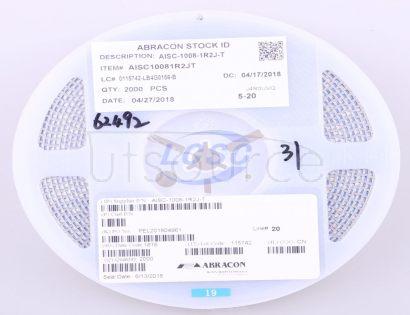 Abracon LLC AISC-1008-1R2J-T