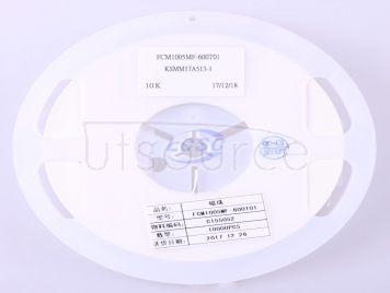 TAI-TECH FCM1005MF-600T01(100pcs)
