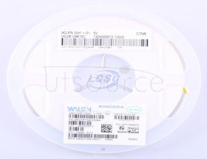 Huaxin S&T 0402X104K160