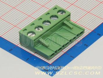 Ningbo Kangnex Elec WJ2EDGK-5.08-5P