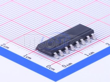 Isocom Components TLP621-4XSM