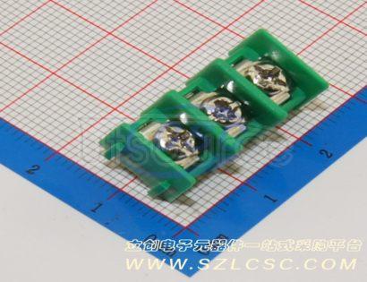 Ningbo Kangnex Elec WJ762-7.62-3P-13-00A(5pcs)