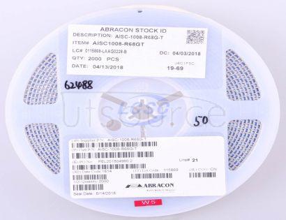 Abracon LLC AISC-1008-R68G-T