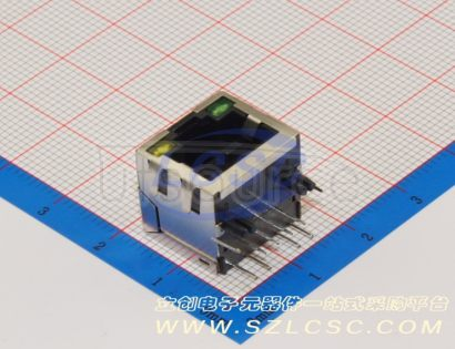 Made in China RJ45 1X1 Integrated Fast 25.4Open up