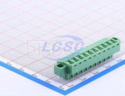Ningbo Kangnex Elec WJ15EDGKM-3.81-10P-14-00A