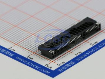 BOOMELE(Boom Precision Elec) miniPCI-E 52P H=5.2