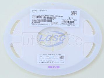Sunlord SDWL1608CR22GSTFM01(10pcs)