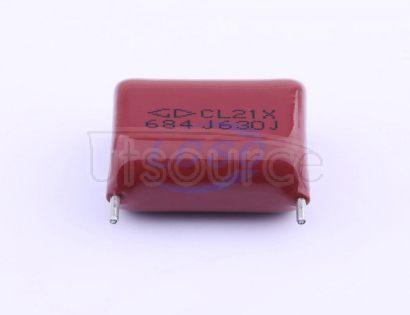 FARATRONIC C222J684J60Y350
