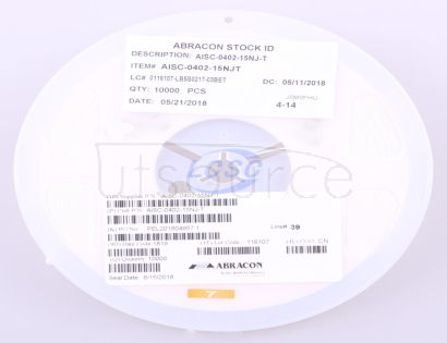 Abracon LLC AISC-0402-15NJ-T