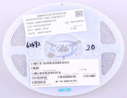 Abracon LLC AISC-1008-R27J-T