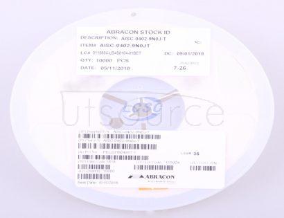 Abracon LLC AISC-0402-9N0J-T