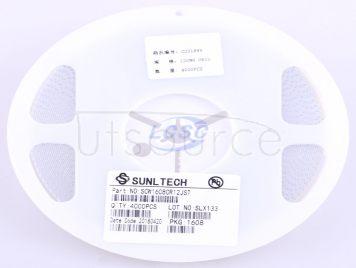 Sunltech Tech SCW1608CR12JST(10pcs)