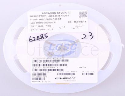 Abracon LLC AISC-0603-R10G-T