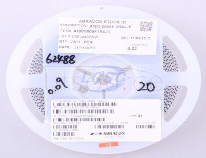 Abracon LLC AISC-0805F-1R0J-T
