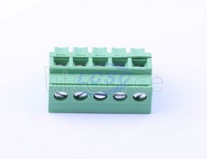 Ningbo Kangnex Elec WJ15EDGKB-3.81-5P