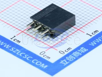 CONNFLY Elec DS1023-2*3SF11(5pcs)