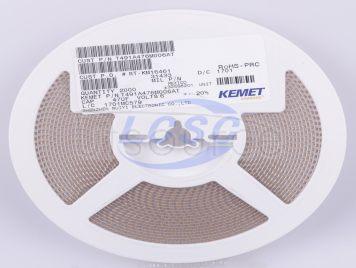 KEMET T491A476M006AT