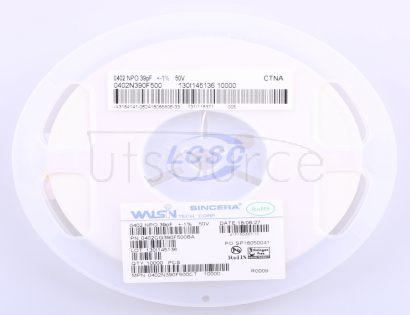 Huaxin S&T 0402N390F500CT