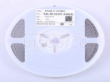 Meled MLW3225-330(F)(10pcs)