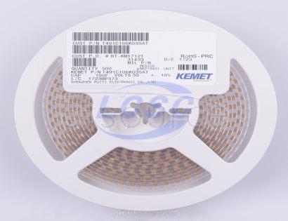 KEMET T491C106K035AT