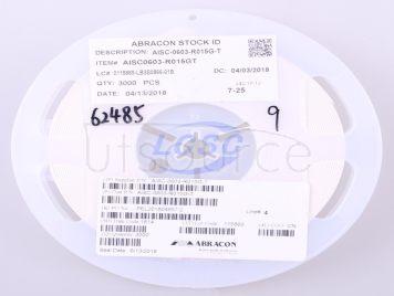 Abracon LLC AISC-0603-R015G-T