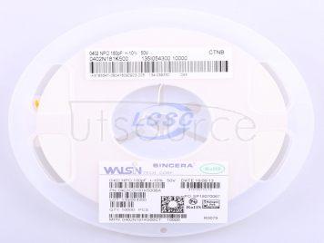 Walsin Tech Corp 0402N181K500CT(50pcs)