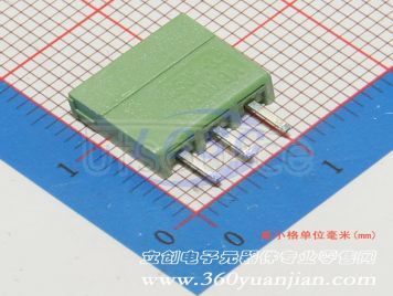 Made in China WJ15EDGVC-3.5MM-3P(5pcs)