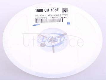 Samsung Electro-Mechanics CL10C100JB81PNC(50pcs)