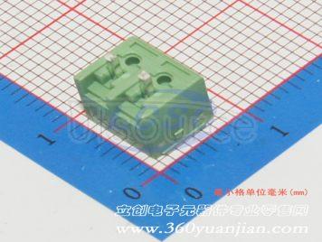 Made in China WJ15EDGVC-3.5-2P(10pcs)