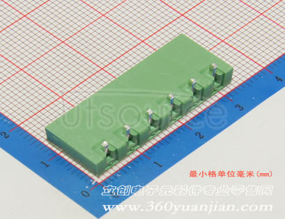Ningbo Kangnex Elec WJ2EDGRC-5.08-6P