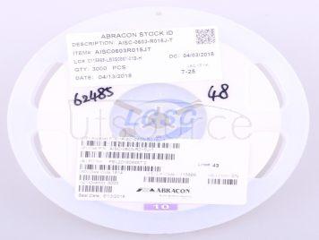 Abracon LLC AISC-0603-R015J-T