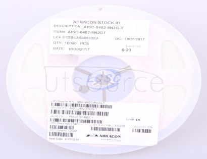 Abracon LLC AISC-0402-8N2G-T