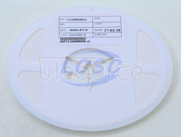CEC(Shenzhen Zhenhua Fu Elec) CI1608AR68K(50pcs)