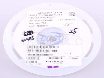 Abracon LLC AISC-0603-R012G-T