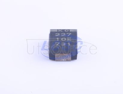 KEMET T520D227M010ATE025