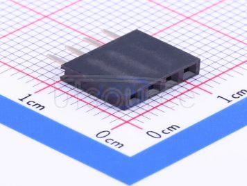 CJT(Changjiang Connectors) A2541HWV-4P(5pcs)