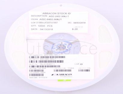 Abracon LLC AISC-0402-36NJ-T