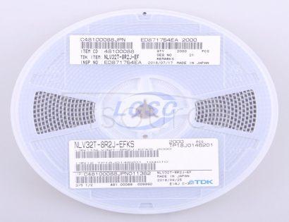 TDK NLV32T-8R2J-EF
