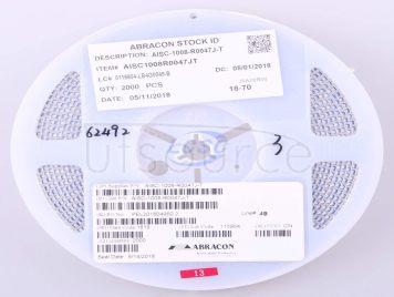 Abracon LLC AISC-1008-R0047J-T