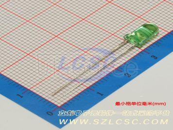 Hubei KENTO Elec Yellow greenLED(50pcs)