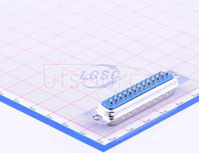 Shenzhen Cankemeng DB-25P D-SUBConnector Male head pitch2.77mm Welded wire type