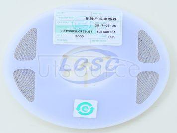 FH-BK(Guangdong Fenghua Bangke Elec) BKW0805UCR39JGT(10pcs)