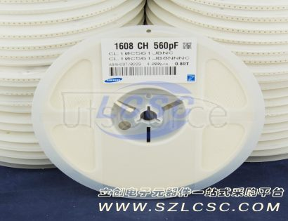 Samsung Electro-Mechanics CL10C561JB8NNNC