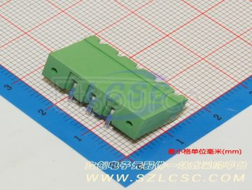 Ningbo Kangnex Elec WJ2EDGRM-5.08-3P(5pcs)